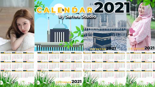 Frame Calendar 2021  Screenshots 1
