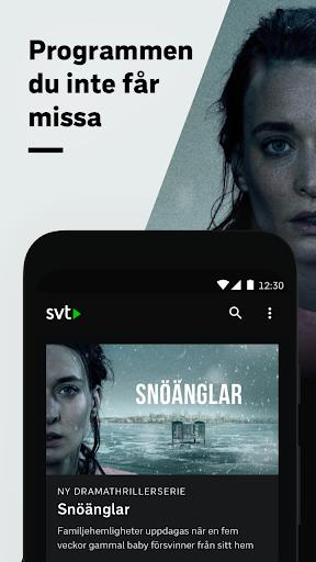 SVT Play apktram screenshots 1