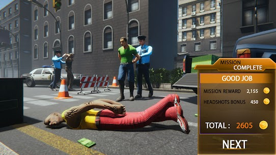 Sniper 3D Assassin Fury: FPS Offline games 2021 Mod Apk (Unlimited Money) 6