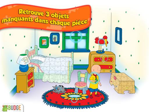 Télécharger gratuit Caillou maison de puzzles APK MOD 2
