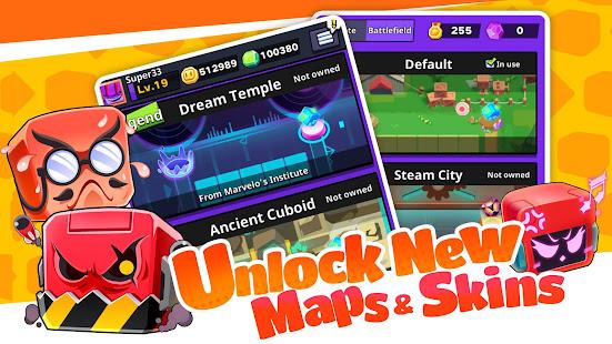 Cubic Defense:3Mins Real-Time Battle