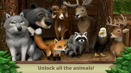 Pet World - WildLife America - animal game 2.46 screenshots 2