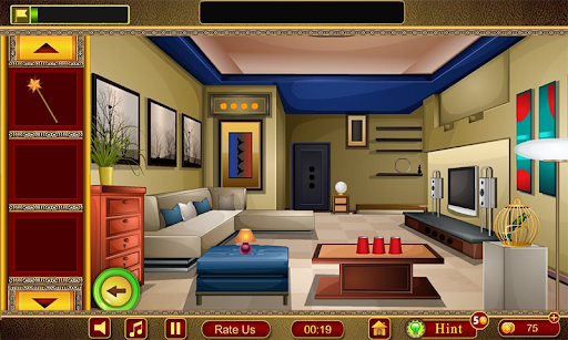 501 Free New Room Escape Game 2 - unlock door 50.1 Screenshots 3