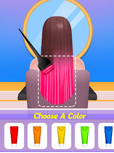 Hair Dye - Fashion Hair Salon