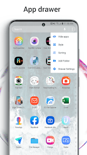 Cool S20 Launcher for Galaxy S20 One (Mod/Premium Unlocked) 5
