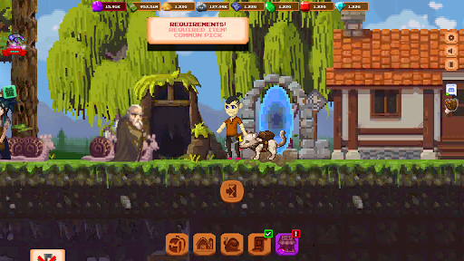 Idle Miners Settlement: Mine, Craft, Fight  screenshots 23