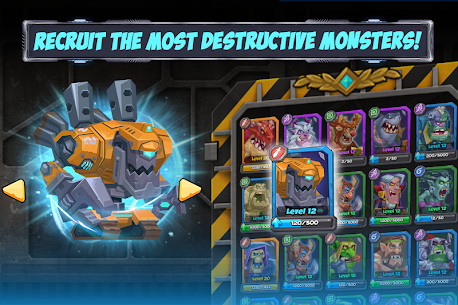 Tactical Monsters Rumble Arena MOD Apk 1.18.8 (BIG DAMAGE) 2