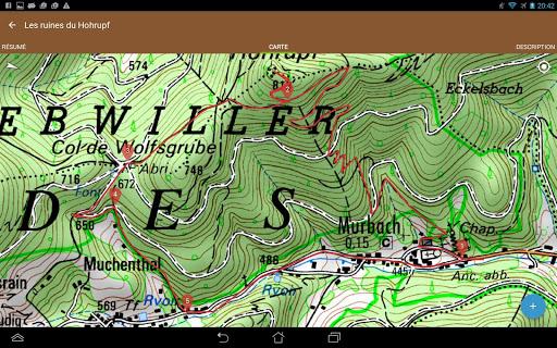 Visorando GPS randonnu00e9e 3.0.6+ Screenshots 11
