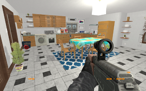Destroy the House-Smash Home Interiors android2mod screenshots 13
