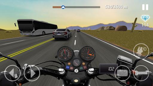 Traffic Moto  screenshots 16
