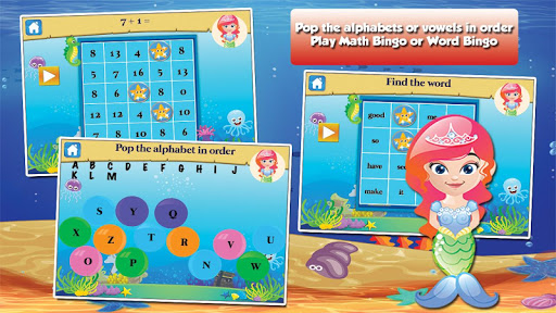 Mermaid Princess Grade 1 Games 3.15 screenshots 14