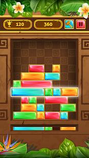 Block Puzzle Drop - Jewel Blast Puzzle Game 2020