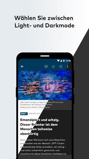 WELT News u2013 Nachrichten live  screenshots 2