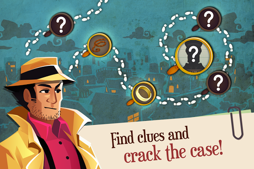 Solitaire Detectives - Crime Solving Card Game 1.3.1 screenshots 3