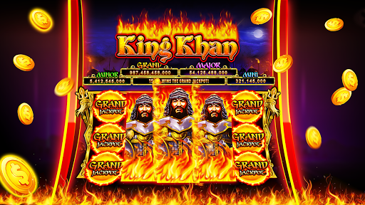 Jackpot Boom Free Slots : Spin Vegas Casino Games screenshots 4