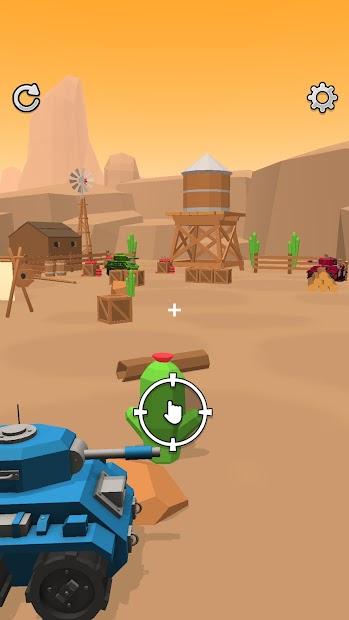 Tank Ambush screenshot 5
