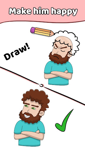 Draw a Line: Tricky Brain Test modavailable screenshots 4