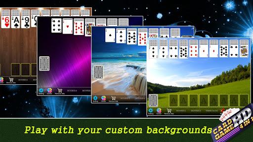 Solitaire Card Games HD screenshots 15