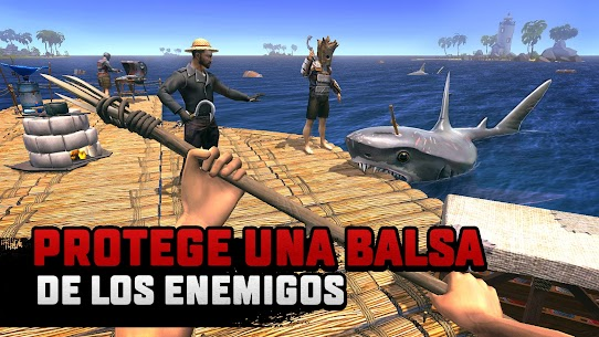 Raft Survival Multiplayer 3