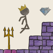 King of obstacles: Handmade adventure