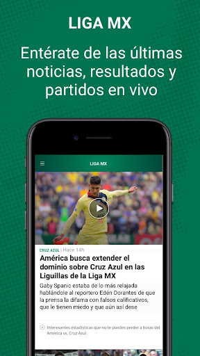 TUDN: Univision Deportes Network 12.2.4 Screenshots 4