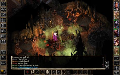 Baldur's Gate II - Screenshot 8