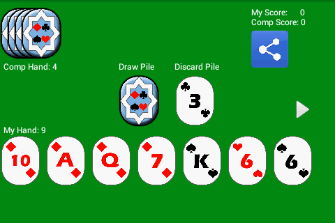 Crazy Eights Fun For PC Windows (7, 8, 10, 10X) & Mac Computer Image Number- 8
