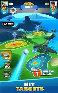 Schermata Super Shot Golf