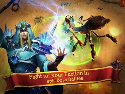 Clash for Dawn: Guild War v1.8.9 [Unlimited] Cheat Mod Apk Download – Damage Hack **2021 NEW 4