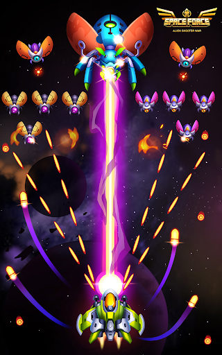 Space Force: Alien Shooter War 1.1.5 screenshots 13