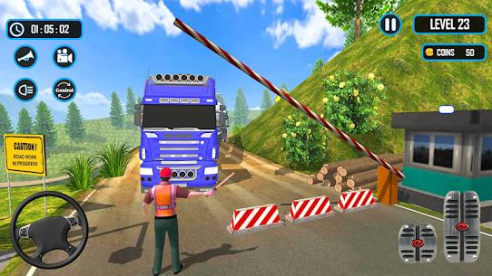 Oil Tanker Truck Driving Simulation Games 2020 1