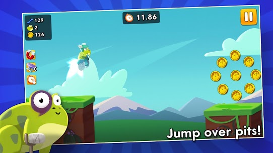 Ride with the Frog 1.0 Mod + APK + Data UPDATED 2