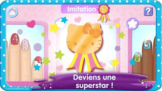 Salon de manucure Hello Kitty screenshots apk mod 5