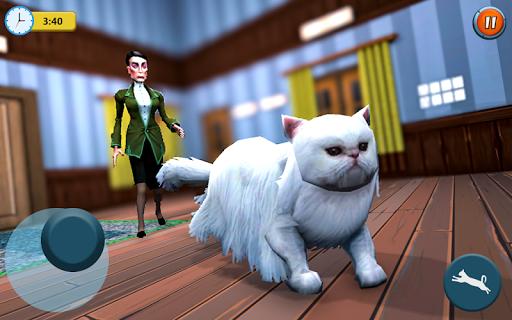 CAT & MAID: VIRTUAL CAT SIMULATOR KITTEN GAME screenshots 3