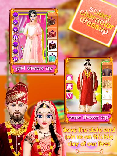 Indian Wedding Bride Arranged & Love Marriage Game  screenshots 2