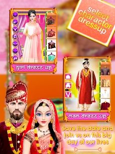 Indian Wedding Bride Arranged & Love Marriage Game 2.1.0 MOD + APK + DATA Download 2