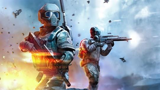 Striker Zone Mobile: Online War Shooting Games 3