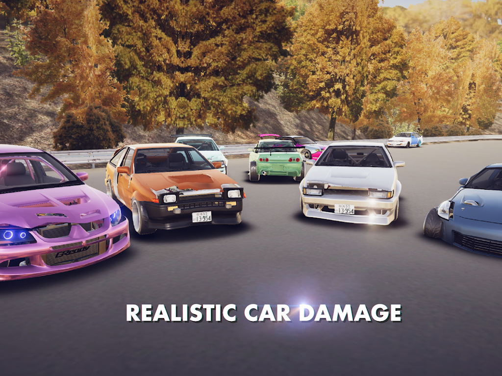 Hashiriya Drifter Online Drift Racing Multiplayer MOD poster 20