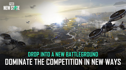 PUBG: NEW STATE Varies with device screenshots 15