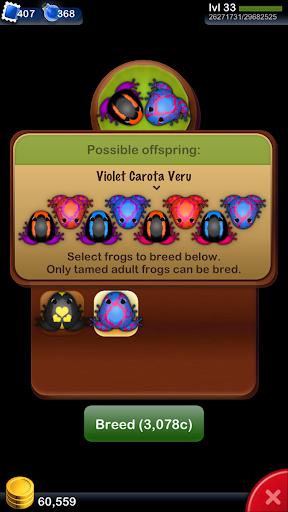 Pocket Frogs 3.5.3 screenshots 4