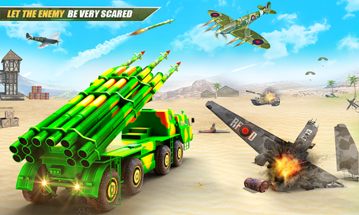 US Army Robot Missile Attack: Truck Robot Games 23 Screenshots 6