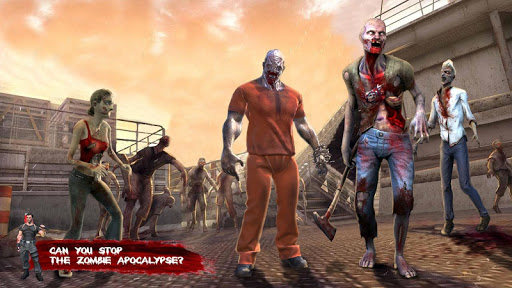 Zombie Hunter survival - FPS Sniper Shooting Games  Pc-softi 9