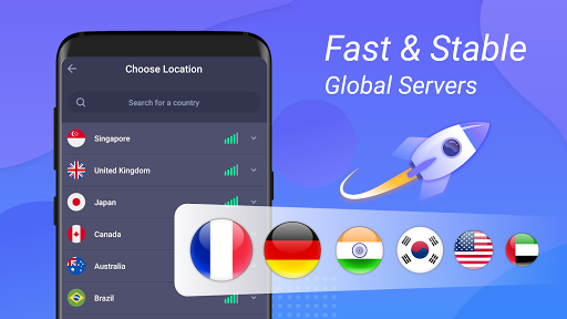 iTop VPN - Fast & Unlimited Proxy Servers 2021 android2mod screenshots 4