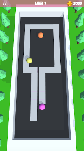 perfect line fill 3d screenshot 3