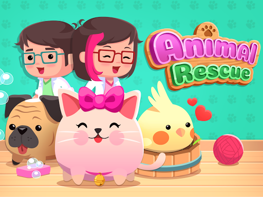 Animal Rescue - Pet Shop and Animal Care Game Screenshots 6