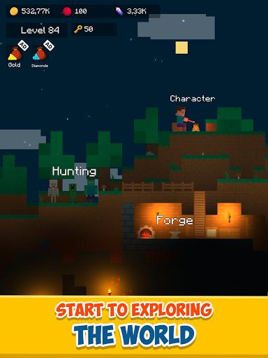 Mine Mob Clicker Rpg 1.5.4 screenshots 17