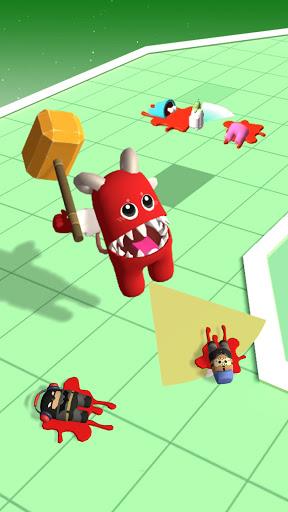 Imposter Smashers 2 - cute survival io games screenshots 9