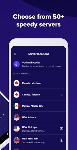 VPN SecureLine by Avast - Security & Privacy Proxy android2mod screenshots 2