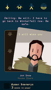 Reigns  Game of Thrones Apk 4