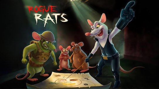 SWAMP RATS Mod Apk 1.1 (A Large Amount of Currency) 1